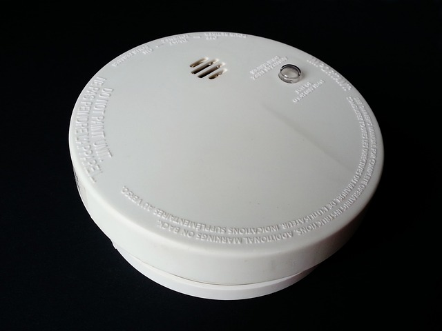 smoke alarm and detectores - home improvements and repairs