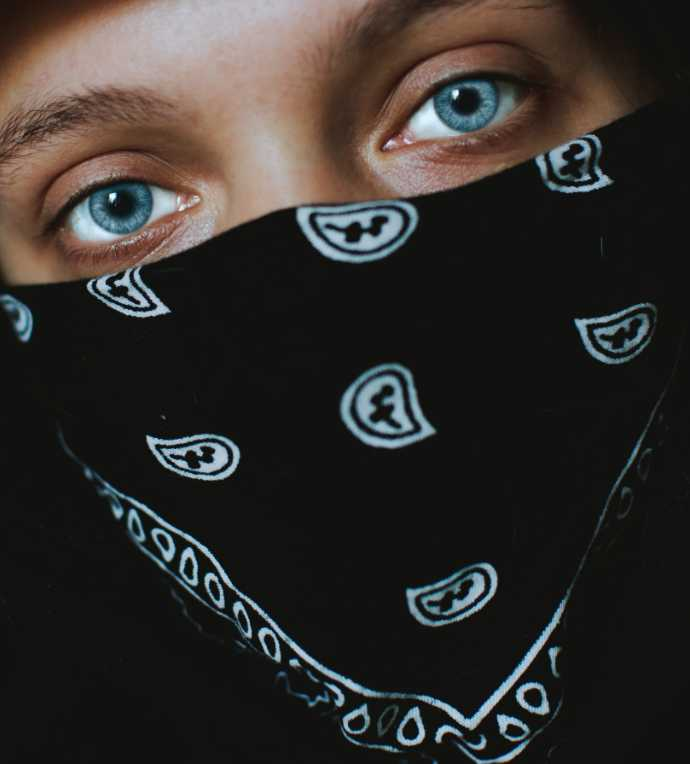 The CDC now recommends that everyone wear a cloth facemask when out in public to help prevent the spread of the COVID-19 coronavirus around the country HelpHouse.com