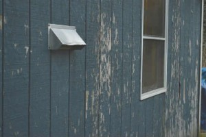 Dirty, cracked and peeled painted surfaces were found in a large percentage of home inspections.