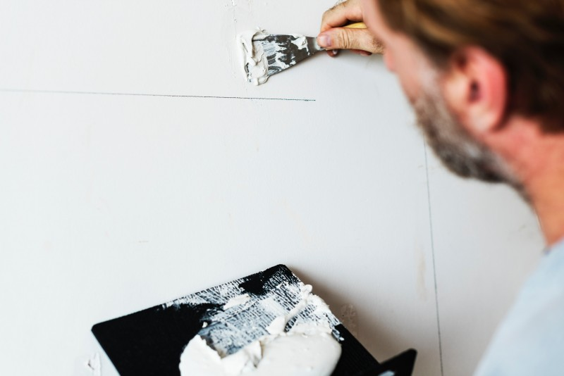 How to prepare walls before painting - Helphouse.com